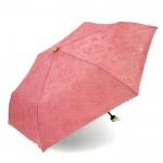 濡れるとバラ柄が浮き出る晴雨兼用傘の折りたたみ式が入荷しました!